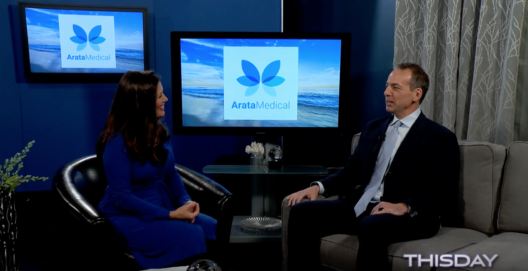 Dr. Arata Discusses Stem Cell Therapy on Channel 6 News