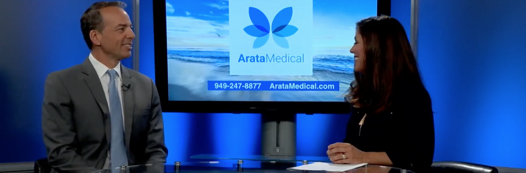 Dr. Arata Discusses Cognitive Decline on Channel 6